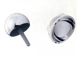Double cupule de resurfaçage type BHR (1)
